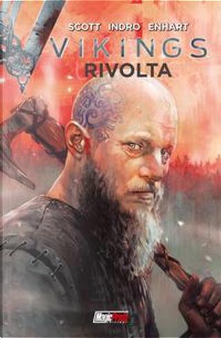 Rivolta. Vikings by Cavan Scott