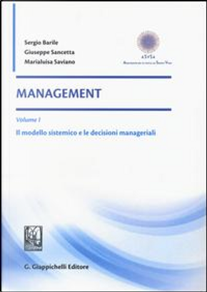 Management by Sergio Barile