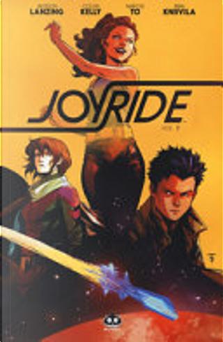 Joyride vol. 1 by Collin Kelly, Jackson Lanzing