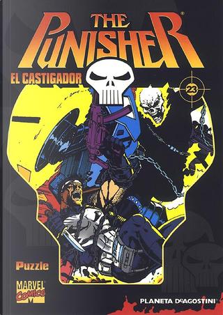 The Punisher / El Castigador, coleccionable #23 (de 32) by Howard Mackie, Mike Baron