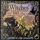 Llewellyn's Witches' 2017 Calendar by Llewellyn