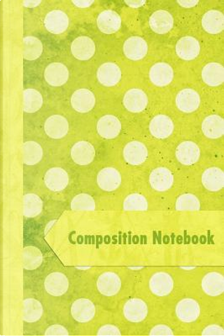 Composition Notebook by Legacy4Life Planners