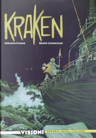 Kraken by Emiliano Pagani