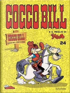 Cocco Bill e il meglio di Jacovitti n. 24 by Benito Jacovitti