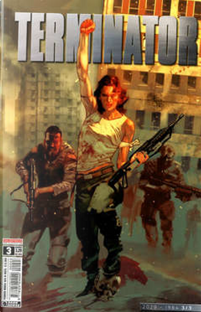 Terminator #3 by Zack Whedon