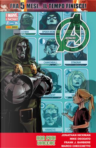 Avengers n. 40 by Frank Barbiere, Jonathan Hickman, Kelly Sue DeConnick, Nick Spencer, Warren Ellis