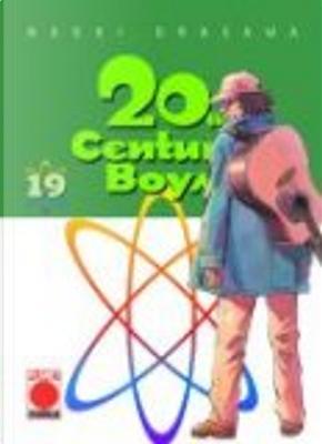 20th Century Boys 19 by Naoki Urasawa