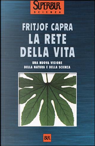 La rete della vita by Fritjof Capra