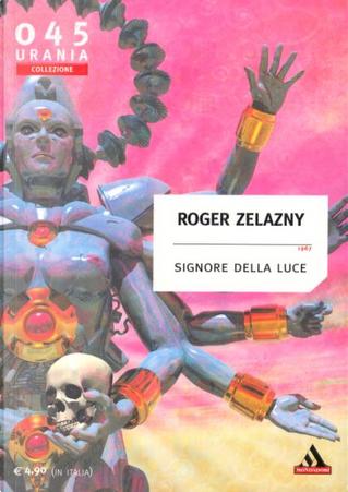 Signore della luce by Roger Zelazny