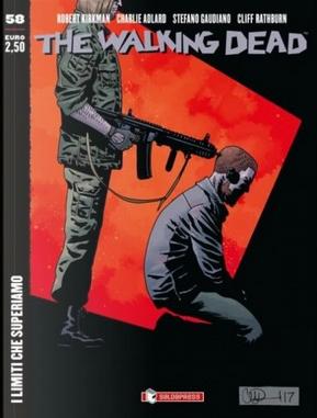 The Walking Dead n. 58 by Robert Kirkman