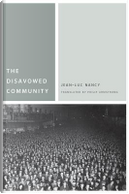 The Disavowed Community by Jean-Luc Nancy