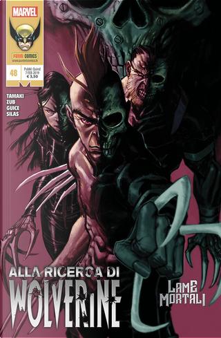 Wolverine n. 374 by Jim Zub