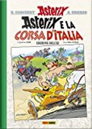 Asterix e la corsa d'Italia by Jean-Yves Ferri