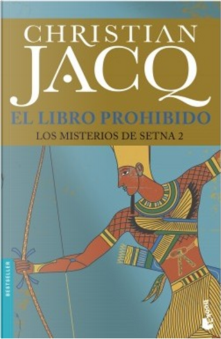 El libro prohibido by Christian Jacq