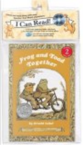 Frog and Toad Together Book and CD by Arnold Lobel