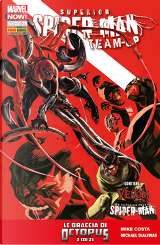 Superior Spider-Man team-up n. 3 by Cullen Bunn, Mike Costa, Nick Spencer