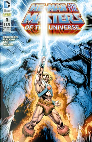 He-Man and the Masters of the Universe #1 by James Robinson, Joshua Hale Fialkov