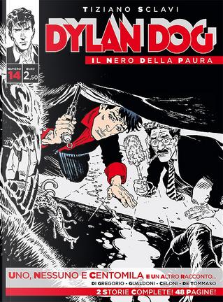 Dylan Dog - Il nero della paura n. 14 by Giovanni Di Gregorio, Giovanni Gualdoni