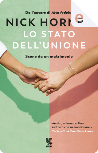 Lo stato dell'unione by Nick Hornby