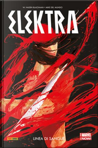 Elektra vol. 1 by Haden Blackman