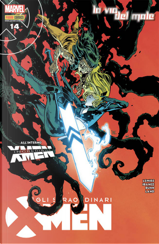 Gli incredibili X-Men n. 324 by Cullen Bunn, Jeff Lemire, Ollie Masters