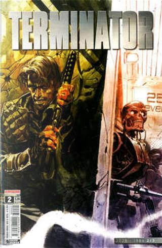 Terminator #2 by Zack Whedon