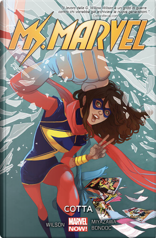 Ms. Marvel vol. 3 by G. Willow Wilson, Mark Waid