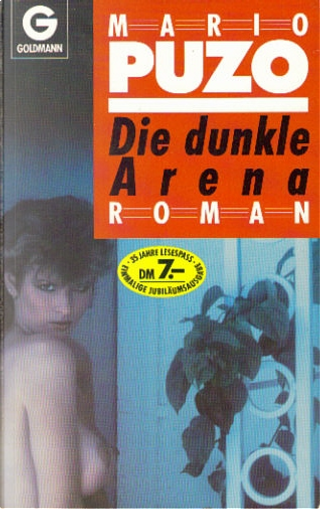 Die dunkle Arena by Mario Puzo