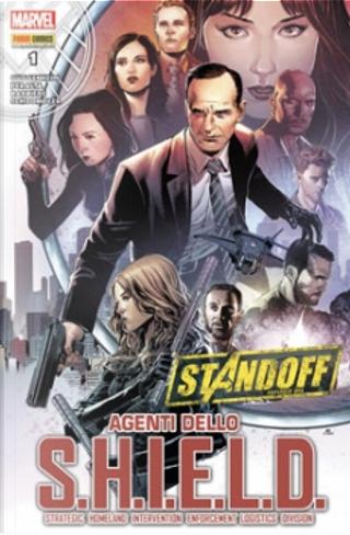 Agenti dello S.H.I.E.L.D. vol. 1 by Chelsea Cain, Frank Barbiere, Marc Guggenheim