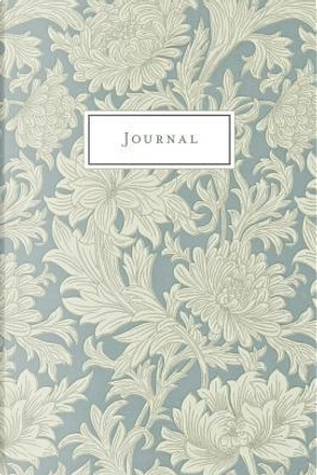 Journal by Vintage Floral Journals and Notebooks