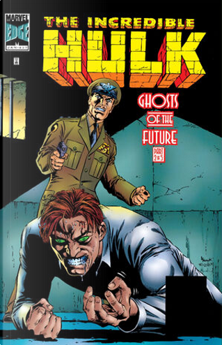 The Incredible Hulk vol. 1 n. 437 by Peter David