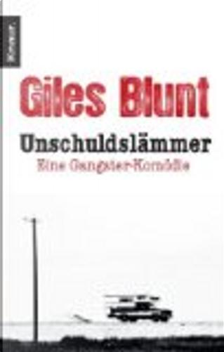 Unschuldslämmer by Giles Blunt