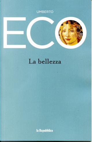 La bellezza by Umberto Eco