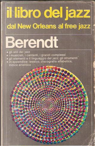 Il libro del Jazz by Joachim E. Berendt