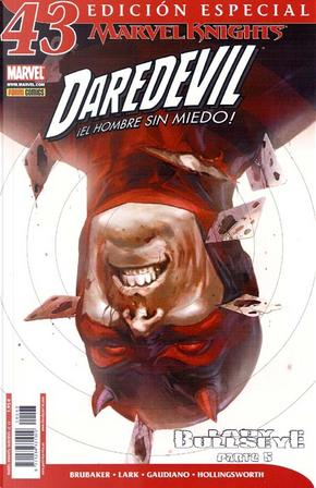 Marvel Knights: Daredevil Vol.2 #43 (de 48) by Ed Brubaker