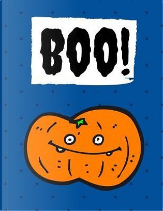 Boo! Notebook by Star Power Publishing