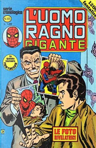 L'Uomo Ragno Gigante n. 85 by Gerry Conway, Len Wein