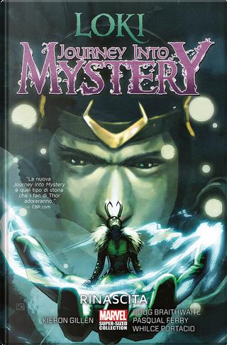 Loki: Journey into mystery vol. 1 by Kieron Gillen, Rob Rodi