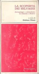 La scoperta dei selvaggi by Giuliano Gliozzi