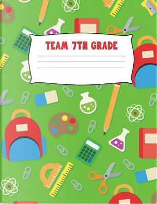 Team 7th Grade by Aguilar Publications