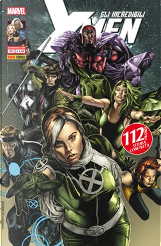 Gli Incredibili X-Men n. 263 by Mike Carey