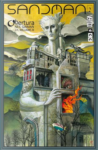 Sandman Obertura #2 by Neil Gaiman