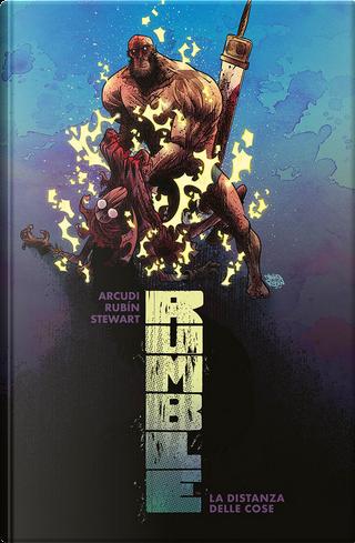Rumble vol. 5 by John Arcudi