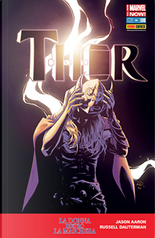 Thor #8 All New Marvel Now! by Al Ewing, Jason Aaron