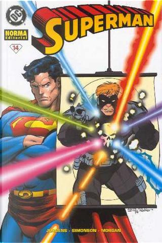 Superman #14 by Dan Jurgens, Louise Simonson