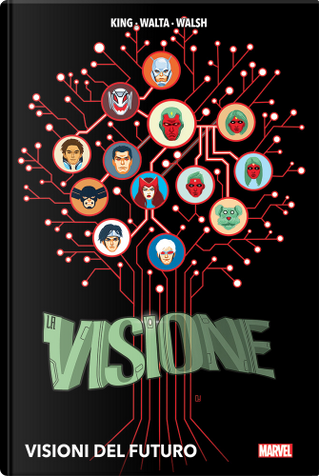 Visione by Tom King