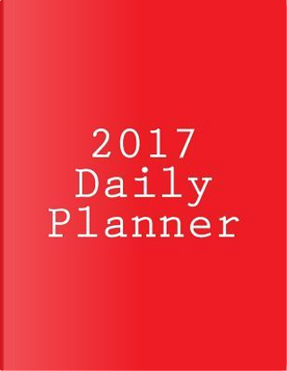 2017 Daily Planner by Book Design Ltd.