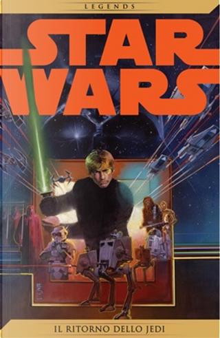 Star Wars Legends #9 by Archie Goodwin, Brett Matthews, Jo Duffy, Mark Schultz, Roy Richardson