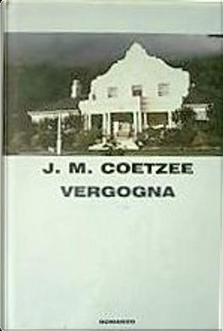 Vergogna by J. M. Coetzee