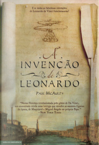 A Invenção de Leonardo by Paul J. McAuley